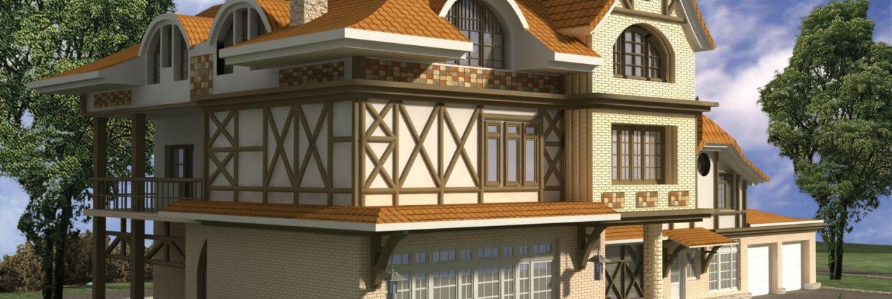3D визуализация - растры VRay