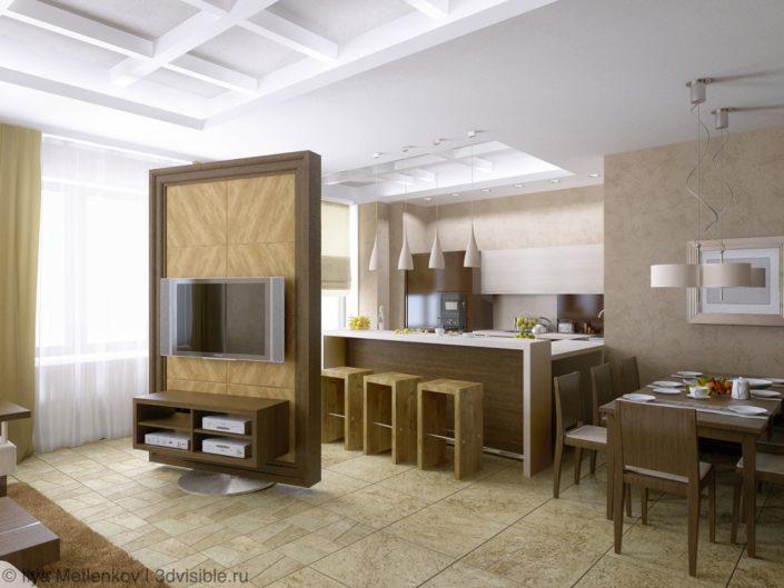 Квартира на Арбате
